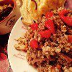 изображение Гречка с тушенкой рецепт с фото пошагово